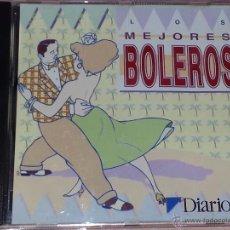 CDs de Música: BOLEROS BENGALÍES - LOS MEJORES BOLEROS - 1993 - DIARIO 16 - PROMOWAY - CD ALBUM. Lote 53047582