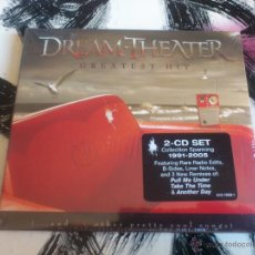 CDs de Música: DREAM THEATER - GREATEST HIT - DOBLE CD ALBUM - COLLECTION SPANNING 1991 - 2005 - RHINO - 2008. Lote 53047657