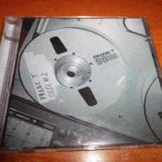 CD di Musica: FRANK T 90 KILOS CD ALBUM DEL AÑO 2001 HECHO EN ESPAÑA CONTIENE 19 TEMAS HIP HOP RAP. Lote 53052087