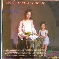 CDs de Música: MÁLAGA CANTA LA NAVIDAD. Lote 53055133