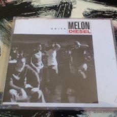 CDs de Música: MELON DIESEL - GRITA - CD SINGLE - COMERCIAL - 3 TRACKS - SONY - 2001. Lote 53063866