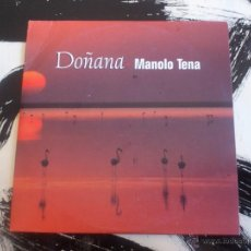 CDs de Música: MANOLO TENA - DOÑANA - CD SINGLE - PROMO - EDEL - 2000. Lote 53064669