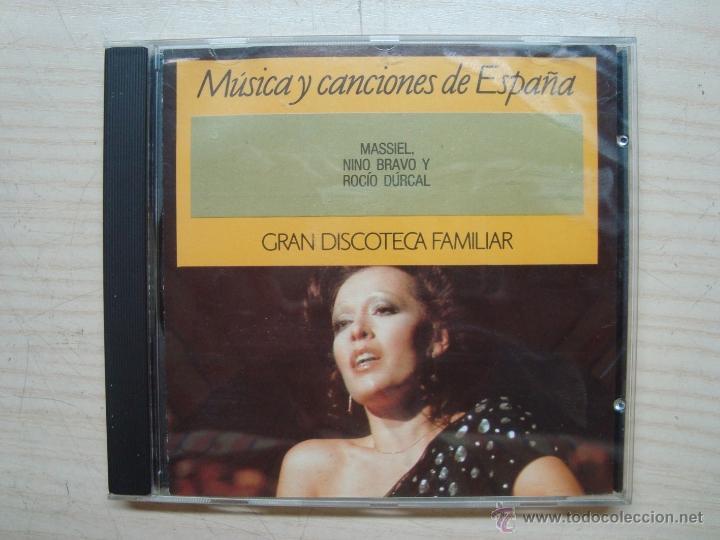 CD, CD´S - MUSICA CANCIONES ESPAÑA - GRAN DISCOTECA FAMILIAR (Música - CD's Melódica )