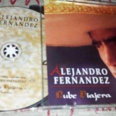 CDs de Música: ALEJANDRO FERNANDEZ - NUBE PASAJERA + ENTREVISTA / CD SINGLE. Lote 53093810