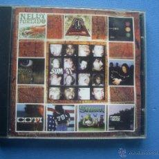 CDs de Música: SUM 41 - COTI - RYAN ADAMS - NELLY FURTADO - BLINK 182 - NICKELBACK - 10 TRACKS - CD ALBUM PEPETO. Lote 53098597