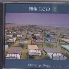 CDs de Música: PINK FLOYD - A MOMENTARY LAPSE OF REASON. Lote 53104930