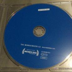 CDs de Música: 'THE WOMEXIMIZER 03'. RECOPILATORIO DEL FESTIVAL WOMEX 03. FLAMENCO, ÉTNICA, WORLD MUSIC. 18 TEMAS.. Lote 53118016