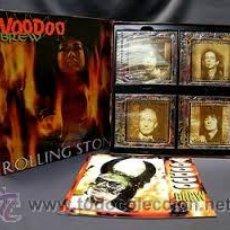 CDs de Música: VOODOO BREW ROLLING STONES,CAJA 4 CDS,1995,VIGOTONE 147-150,PRECINTADA. Lote 53123709