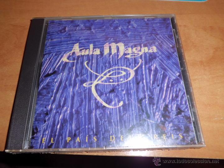 AULA MAGNA - EL PAIS DELS REIS URANTIA RECORDS 1994 URO30CD NUEVO PRECINTADO MUY DIFICIL (Música - CD's Rock)