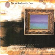 CDs de Música: PAUL VAN DYK : BEAUTIFUL PLACE. MAXI SINGLE EN CD.. Lote 53153066