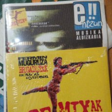 CDs de Música: FERMIN MUGURUZA BRIGADISTAK SOUND SYSTEM ER REMIXAK CD+FANZIN ¡¡PRECINTADO¡¡. Lote 53172545