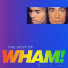 CDs de Música: CD THE BEST OF WHAM!. Lote 53174210