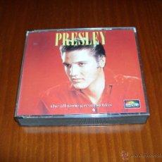 CDs de Música: CD - ELVIS PRESSLEY - ALL TIME GREATEST HITS - 2CD. Lote 53175936