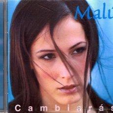 CDs de Música: CD MALÚ CAMBIARÁS . Lote 53180965