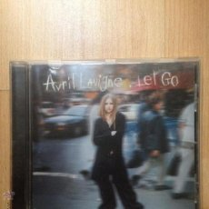 CDs de Música: AVRIL LAVIGNE, LET GO - CD ALBUM. Lote 53207068