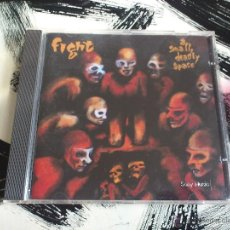 CDs de Música: FIGHT - A SMALL DEADLY SPACE - CD ALBUM - SONY - 1995. Lote 53238265