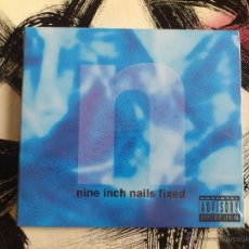 CDs de Música: NINE INCH NAILS FIXED - CD ALBUM - NOTHING - TVT - ISLAND - 1992. Lote 53238657