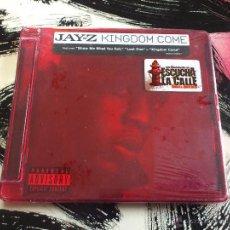 CDs de Música: JAY-Z - KINGDOM COME - CD ALBUM - ROC A FELLA - 2006. Lote 53238822