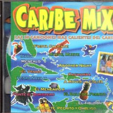 CDs de Música: . CD 2 CDS CARIBE MIX . Lote 53239777