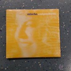 CDs de Música: CD NUEVO PRECINTADO MIÚCHA COMPOSITORES MIUCHA. Lote 53251813