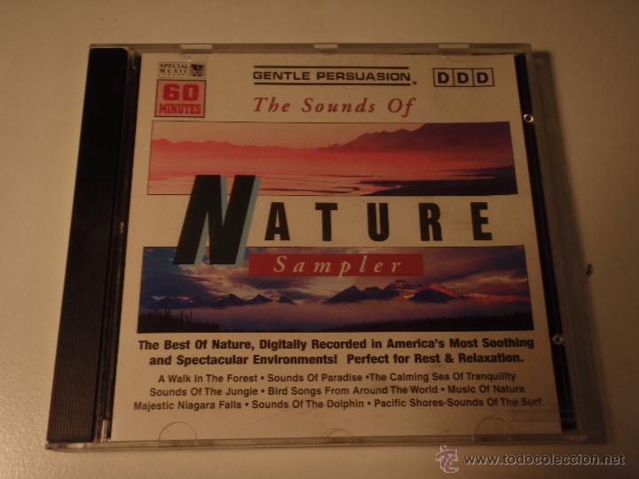THE SOUNDS OF NATURE SAMPLER (Música - CD's World Music)