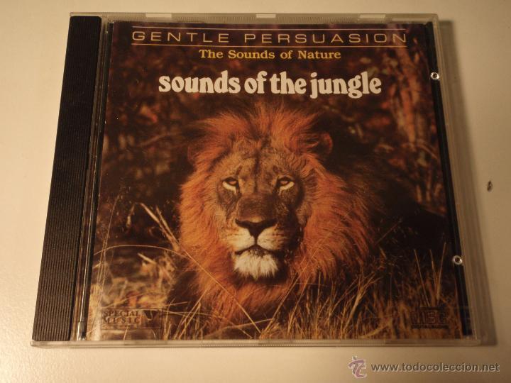 THE SOUNDS OF NATURE SAMPLER, SOUNDS OF JUNGLE (Música - CD's World Music)