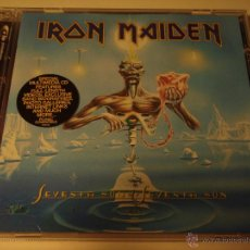 CDs de Música: IRON MAIDEN SEVENTH SON OF A SEVENTH SON. Lote 53258868
