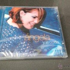 CDs de Música: CD NUEVO PRECINTADO ÁNGELA Y LA CORTE. Lote 53260384