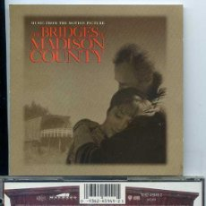 CDs de Música: THE BRIDGES OF MADISON COUNTY (MADE IN GERMANY 1995). Lote 101541379