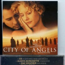 CDs de Música: CITY OF ANGELS (MADE IN GERMANY 1998). Lote 53279449