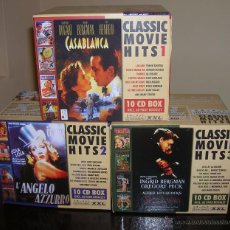CDs de Música: CLASSIC MOVIE HITS 1, 2 Y 3 (30 CDS) TIM (ALEMANIA) 2003. VER FOTOS. Lote 53312824