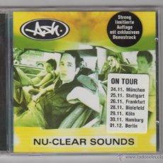 CDs de Música: ASH - NU-CLEAR SOUNDS. Lote 53314457