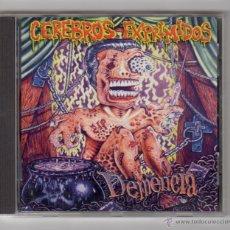 CDs de Música: CEREBROS EXPRIMIDOS - DEMENCIA. Lote 53314779