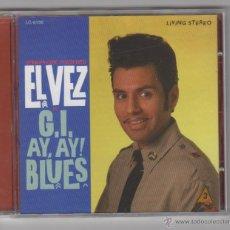 CDs de Música: EL VEZ - G.I. AY, AY! BLUES. Lote 55868746