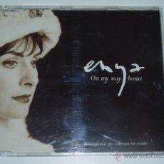 CDs de Música: ENYA CD SINGLE PROMO ON MY WAY HOME. Lote 53331690