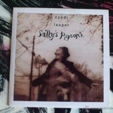 CDs de Música: CYNDI LAUPER - SALLY´S PIGEONS - CD SINGLE - PROMO - SONY - 1993. Lote 53332657