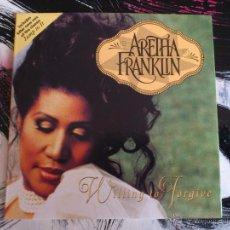 CDs de Música: ARETHA FRANKLIN - WILLING TO FORGIVE - CD SINGLE - 2 TRACKS - BMG - ARISTA - 1994. Lote 53332810