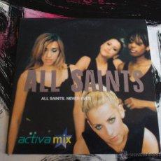 CDs de Música: ALL SAINTS - NEVER EVER - CD SINGLE - PROMO - 2 TRACKS - MERCURY - MOVISTAR. Lote 53334545
