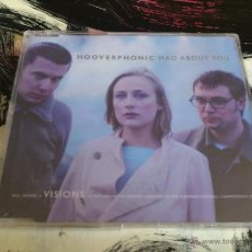CDs de Música: HOOVERPHONIC - MAD ABOUT YOU - CD SINGLE - VISIONS - 5 TRACKS - SONY - 2000. Lote 53344096