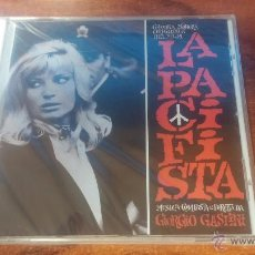 CDs de Música: LA PACIFISTA - BSO - CD. Lote 144607390