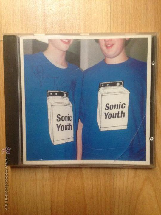 SONIC YOUTH (WASHING MACHINE) CD (Música - CD's Rock)