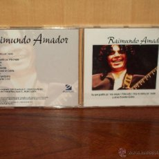 CDs de Música: RAIMUNDO AMADOR - EXITOS - CD NUEVO PRECINTADO. Lote 53373508