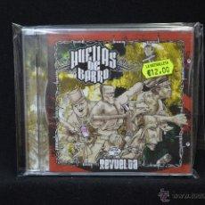 CDs de Música: HUELLAS DE BARRO - REVUELTA - CD. Lote 53382510