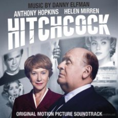 CDs de Música: HITCHCOCK / DANNY ELFMAN CD BSO. Lote 53391328