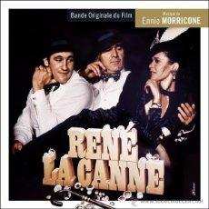 CDs de Música: RENÉ LA CANNE + ONE TWO TWO: 122 RUE DE PROVENCE / ENNIO MORRICONE CD BSO. Lote 53394218
