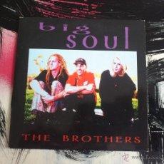 CDs de Música: BIG SOUL - THE BROTHERS - CD SINGLE - PROMO - SONY - 1997. Lote 53402519