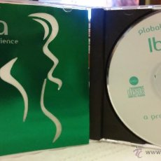 CDs de Música: GLOBAL CHILL OUT - IBIZA - A GROOVY EXPERIENCE - CHILLOUT - CD. Lote 53412259