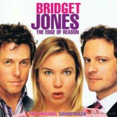 CDs de Música: BRIDGET JONES DIARY. THE EDGE OF REASON (BSO) (CD) - UNIVERSAL 2004. Lote 53416586