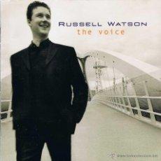 CDs de Música: RUSSELL WATSON - THE VOICE (CD) - DECCA 2000. Lote 53420698