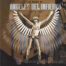 CDs de Música: ANGELES DEL INFIERNO - LO MEJOR... 1984-1993 WARNER, 0630-1, 1997 HEAVY METAL, BANZAI, BARON ROJO, . Lote 53421672